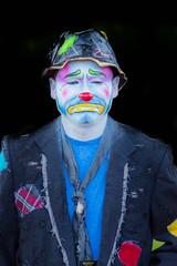 zantiny (timp37) Tags: zantiny showmens rest illinois august 2016 summer forest park woodlawn cemetary clown