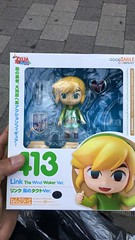 My AWESOME Friend Jan Brought Me This Link Figurine From Japan (A.Currell) Tags: legend zelda wind waker link toy version 413 good smile company my awesome friend jan brought me this figurine from japan