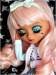 Sleeping Beauty (Pliash) Tags: doll pullip custom madeleinedolls madeleine dolls full kit mio mocha make it own groove
