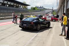 Ferrari F12 tdf (Patrick2703) Tags: blue cars austria ferrari autos spielberg supercars f12 tdf worldcars redbullring