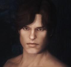 Jani - Male Nord character preset (teriric) Tags: face character characters mods preset presets skyrim tesv racemenu