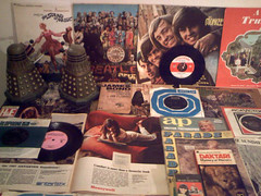 1967 (Retro King) Tags: 1967 retro collectables swinging sixties beatles records vinyl vintage albums monkees decca daleks magazines newspapers books singles