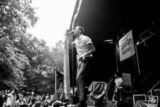16.07.16 - The Maine - Vans Warped Tour Columbia // Shot by Jake Lahah