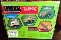 Galoob - Aliens Action Fleet (Darth Ray) Tags: galoob aliens action fleet narcissus with alien ripley armored personnel carrier apc hudson drop ship hicks corporal ferro warrior transport predator ambush squad