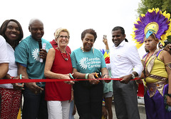 IMG_0167  Premier Kathleen Wynne participated in the Toronto Caribbean Carnival's Junior Carnival Parade. (Ontario Liberal Caucus) Tags: caribana scarboroughrougeriver hunter coteau thiru parade festival