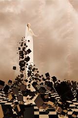 grieta del cielo (Mauricio Silerio) Tags: ballerina bailarina ballet baile dance danza dancer danzatore bolshoi surrealisme surreal surrealismo surrealism mauriciosilerio photomanipulation fotomanipulacion fantasy moscow moscu moscova russia rusia russian rusa