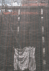 NYC - a week in the city (thomas hogben) Tags: thomashogben nyc newyork city aweekinthecity construction scaffold