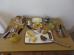 Drittes Frhstck in unserer Ferienwohnung (multipel_bleiben) Tags: essen frhstck