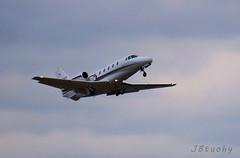 Zenith Aviation  ~ Cessna 560XL Citation XLS ~ G-ZENT (jb tuohy) Tags: cessna 560xl citationxls gzent zenithaviation airplane aircraft plane jet avion aviation londoncity airport lcy transportation bizjet flight