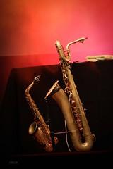 Saxophone (CH'7K) Tags: cuivre sound instruments scne sax musique