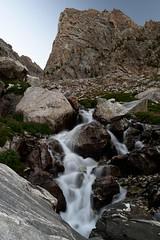 You Dropped Your Sunglasses (kevstewa) Tags: spaldingfalls tetons tetonnationalpark waterfall mountains disappointmentpeak