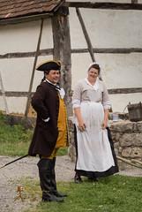 Viehmarkt 1756 - Wackershofen-0963.jpg (Siegfried Kreuzer) Tags: reenactment freilichtmuseum wackershofen viehmarkt 1756