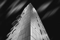 Osakaalle Hamburg (langtimoalex) Tags: osakaallee hamburg architekturfotografie architecture black white hafencity sony alpha 7 mk ii zeiss loxia 21mm