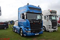 Scania R580 'Ball Trucking' reg Y11 BTL (erfmike51) Tags: scaniar580 artic truck lorry swedefest2016 balltrucking