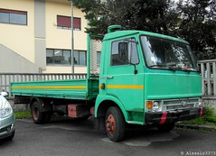 Iveco 50 OM 10 (Alessio3373) Tags: om iveco oldvan oldvans om50 50om10 ivecoom om5010 iveco50om10