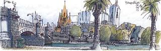 Melbourne Yarra River 04