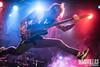 Obey The Brave, Sala Caracol, 2015/04/13 (JuanMorillasLivePhotography) Tags: madrid show 50mm jump concert nikon shot bass live hardcore bassplayer d810 obeythebrave