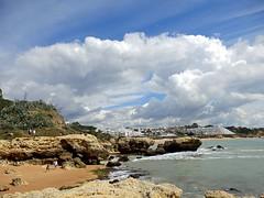 Wolkenzirkel über Oura (fotoculus) Tags: portugal algarve albufeira nwn urlaubalgarvemärz2015