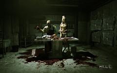 S C R U B (chiendol) Tags: md ak 3a adventure nurse 16 zomb kartel threea