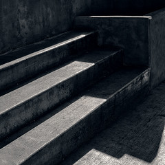 abstract-stairs (Chewing Hides the Sound) Tags: chaingang