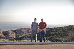 Larry and Matt- California