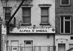 Alpha Y Omega - D7K_2387_epgs (Eric.Parker) Tags: nyc bw ny newyork church bigapple alphabetcity 2014 pentacostal
