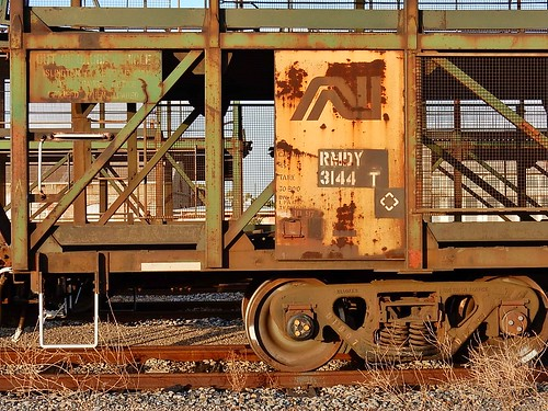 Rusting Logo