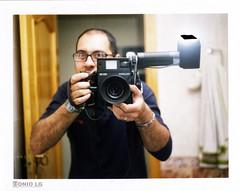 autorretrato Polaroid 600 se (Tonio LG) Tags: polaroid se nikon jose autoretrato developer lara 600 400 gonzalez antonio melilla analogica f90x revelador f4s ultrafin tamax