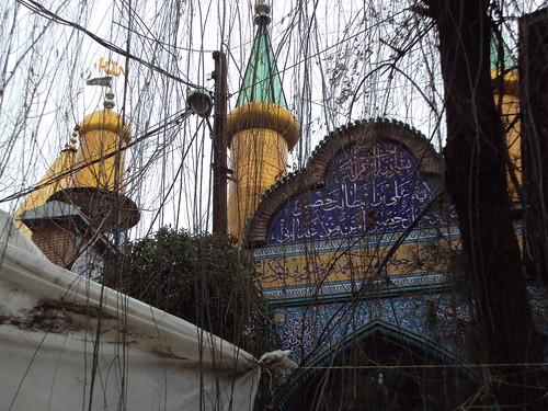 Syed Muhammad Noor Bakhsh Shrine Solighan Iran a
