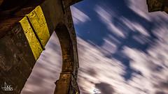Brush away (Ukelens) Tags: longexposure nightphotography cloud night clouds schweiz switzerland cloudy nacht swiss tokina ruine bern convent f28 cloudporn kloster langzeitbelichtung rüeggisberg 1116mm tokinaatx116prodxii ukelens
