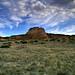 Pawnee Buttes Evening Sky