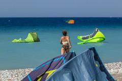 20160708RhodosIMG_8866 (airriders kiteprocenter) Tags: kite beach beachlife kiteboarding kitesurfing beachgirls rhodos kremasti kitemore kitegirls airriders kiteprocenter kitejoy