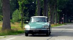 Citroën D Super 1969 (XBXG) Tags: dm3612 citroën d super 1969 ds citroënds déesse snoek strijkijzer tiburón wilhelminaoord drenthe nederland holland netherlands paysbas vintage old classic french car auto automobile voiture ancienne française france frankrijk worldcars