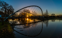 Sunrise (Chiew L) Tags: sunrise bedford embankment