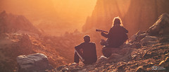 Sounds of freedom (Mod Stv (Steph Gaudry)) Tags: sunset soleil coucherdesoleil music guitare montagne mountain relax zen harmony meditation freedom libert