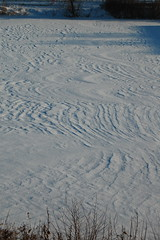 Snow shapes (Thomas Larsen.) Tags: winter vinter danmark kastellet denmark larsen thomas