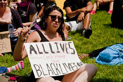 Black Lives Matter Chicago July 11 2016 4835 (www.cemillerphotography.com) Tags: march illinois downtown cops rally protest police milleniumpark africanamericans blacks racism genocide brutality racist integration shootings disposable apartheid murders separation exclusion segregation prejudice whitesupremacy minorities racialprofiling massincarceration