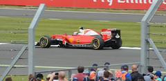 Red race (quintinsmith_ip) Tags: speed drive driving saturday fast f1 ferrari vale grandprix silverstone session formula1 drivers 2016 kimirikknen scuderiaferrari sebastianvettel formula1qualifyingsession sf16h formulaonequalifying