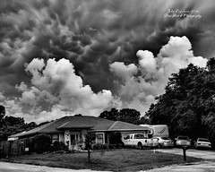 A Storm Overhead (☺♥ julev69 ♥☺ 1,925,000+ Views- THANK YOU!) Tags: storm home weather cool scary florida ominous creepy thunder stormclouds humid julev69 julieeverhart
