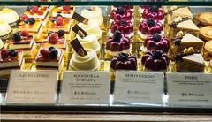 Time for Dessert! Pastry at Eataly (C@mera M@n) Tags: nyc newyorkcity urban food ny newyork colors dessert us unitedstates manhattan citylife places pastry custard eataly newyorkcityphotography