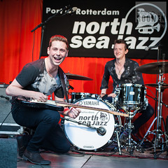 Laurence Jones Band @ North Sea Jazz Festival 2016 (Blues Magazine) Tags: rotterdam stgermain ahoy charliewilson northseajazzfestival laurencejones bluesmagazine bluesmagazinenl