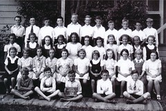 1940 4A (coffslocalhistory) Tags: coffs harbour primary school