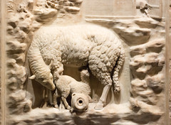 IMG_0103 (jaglazier) Tags: 1stcenturybc1stcenturyad 2016 72316 altars animals architecturalelements architecture buildings bulls campania caves copyright2016jamesaglazier deciduoustrees fertility grecoroman imperial italy july mammals museoarcheologiconazionale museoarcheologiconazionaledinapoli naples napoli national nationalarchaeologicalmuseum nazionale palestrina praeneste religion religions republican rituals rockformations rocks sheep stonesculpture trees archaeology art crafts ewes highrelief lambs reliefs rural rustic sculpture suckling