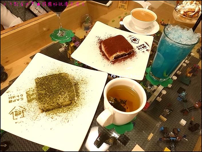 弘大 下面咖啡 提拉米蘇 (25).JPG