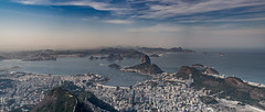 Bearbeitet Photo (Peter Hauri) Tags: riodejaneiro pano cityscapes corcovado christtheredeemer sugarloaf