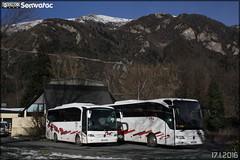 Mercedes-Benz Tourismo (Semvatac) Tags: semvatac photo bus tramway mtro transportencommun mercedesbenz tourismo dn903ba enstationnement vielleaure hautespyrnes