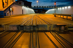 Linkspan_coming_down (Mol_PMB) Tags: malmo berlin sleeper train ferry sassnitz trelleborg