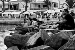 Tarde de pesca (juanhorea.me) Tags: cabodepalos cartagena murcia espaa spain marmediterrrneo mediterraneansea mar sea