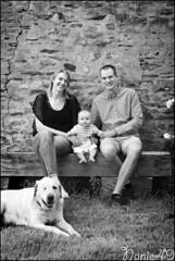 Au grand complet. (nanie49) Tags: famille familia family famiglia france francia bb baby nouveaun newborn reciennacido nanie49 nikon d750 portrait retrato bn nb
