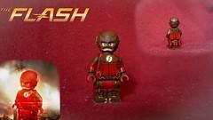LEGO The CW-The Flash (I P R I M E I) Tags: lego thecw theflash custom dc moc